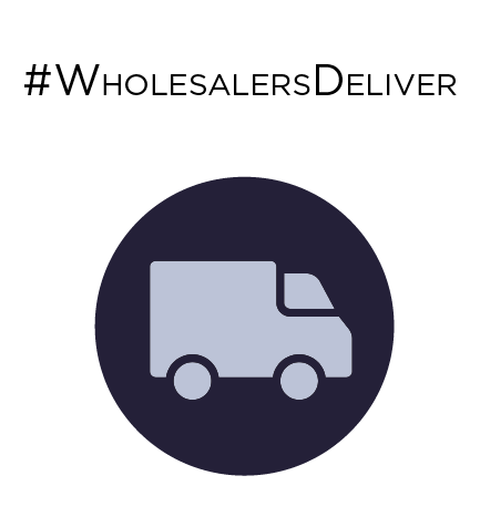 #WholesalersDeliver