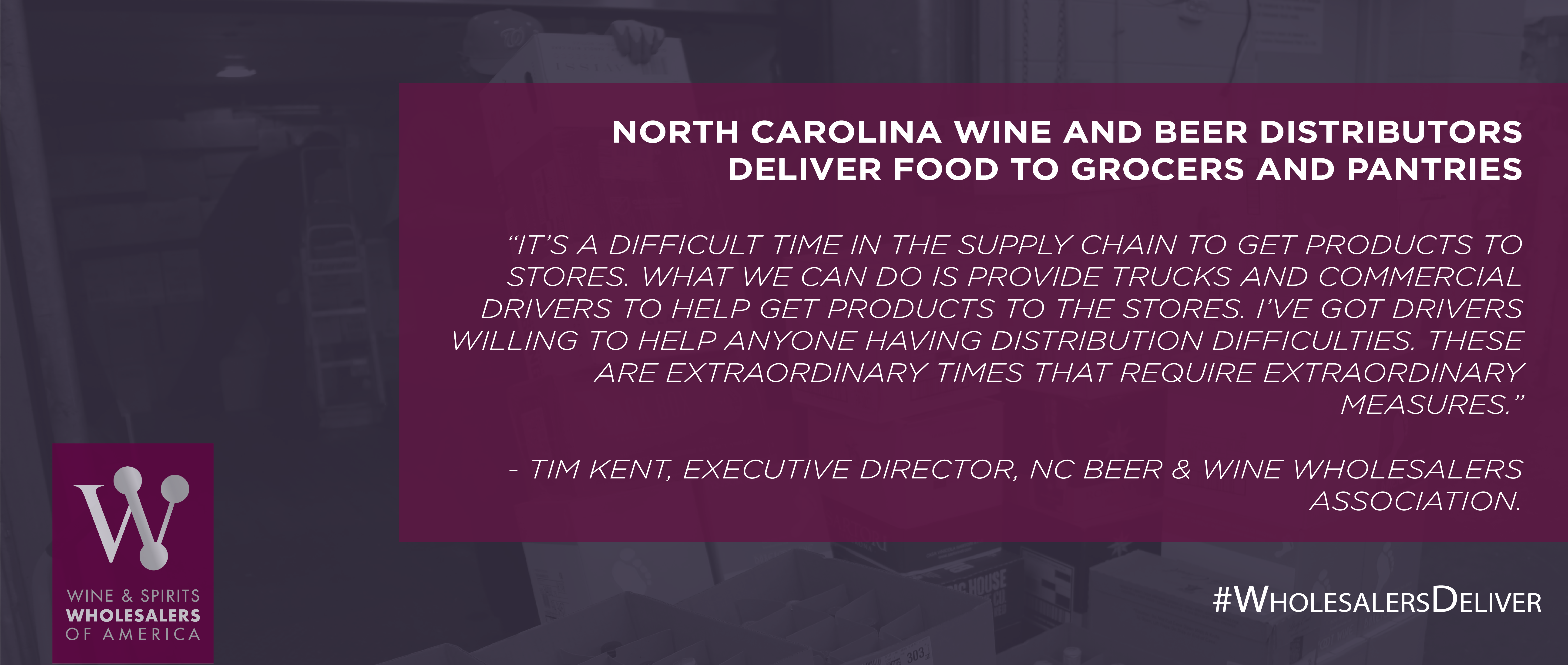 NC Beer and Wine Wholesalers Deliver