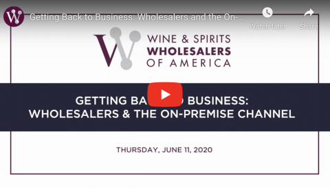 Tariffs on Wine & Spirits Webinar